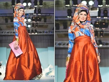 Moda islámica. Foto: Ewan Jade (Wikimedia Commons)
