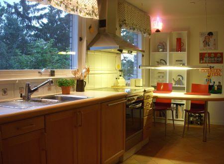 Cocina sueca estándar de 1968 modernizada. Autor: Holger Ellgaard (Wikimedia Commons)